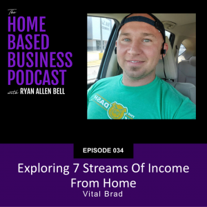 7 streams of income from home